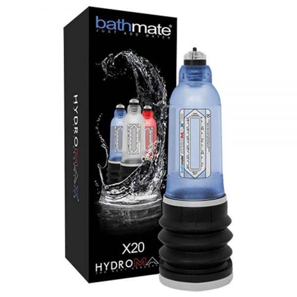 Bathmate Hydromax X20 - Blue