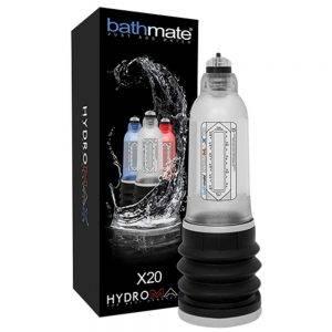 Bathmate Hydromax X20 - Clear