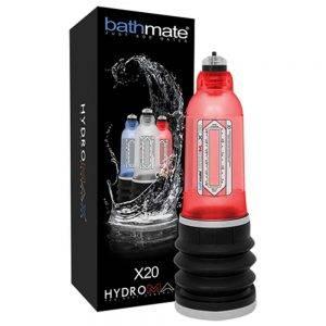 Bathmate Hydromax X20 - Red