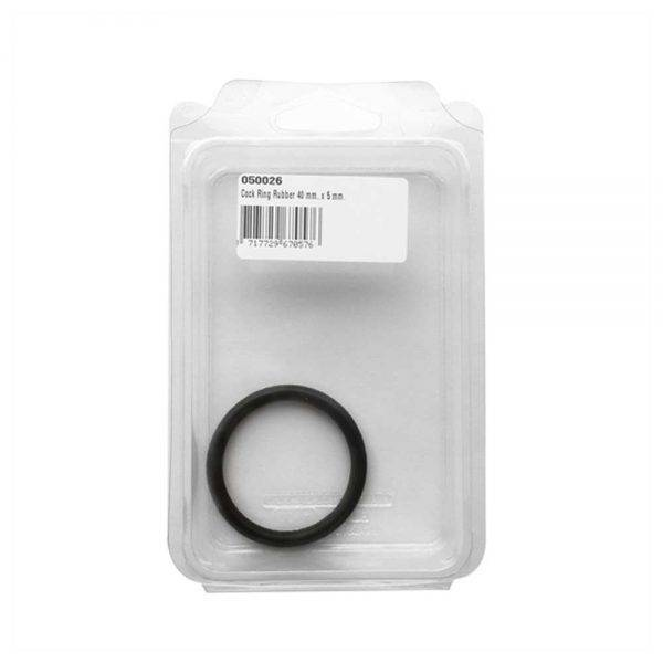 Cock Ring Rubber 40 mm. x 5 mm. BONERRINGS Rubber -