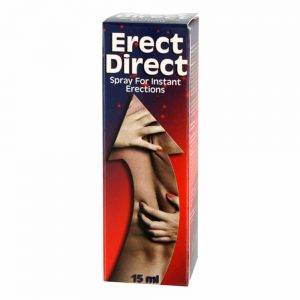 Erect Direct Spray 15ml Natural