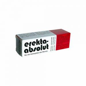 Erekta Absolut Cream 18ml Natural